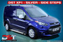 Vauxhall Combo LIFE DST XP1 Silver Sidesteps 2019> SWB