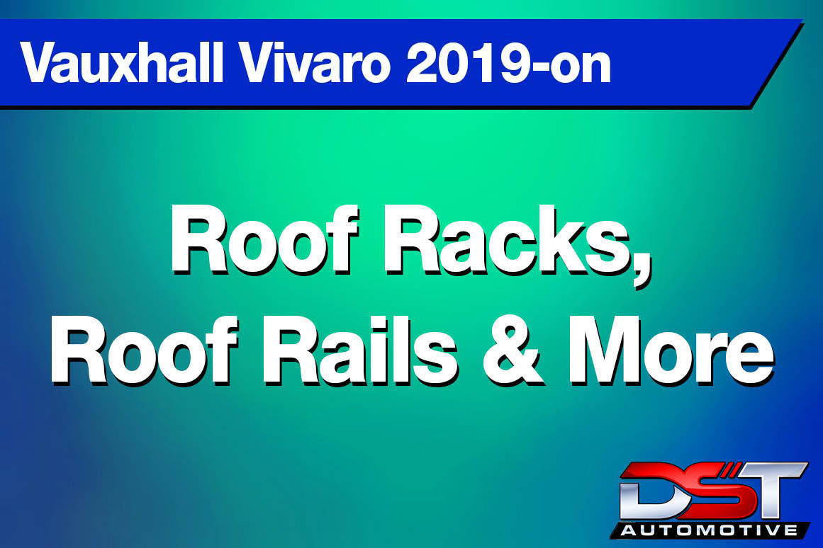 Vauxhall Vivaro Roof Racks and Roof Rails height=