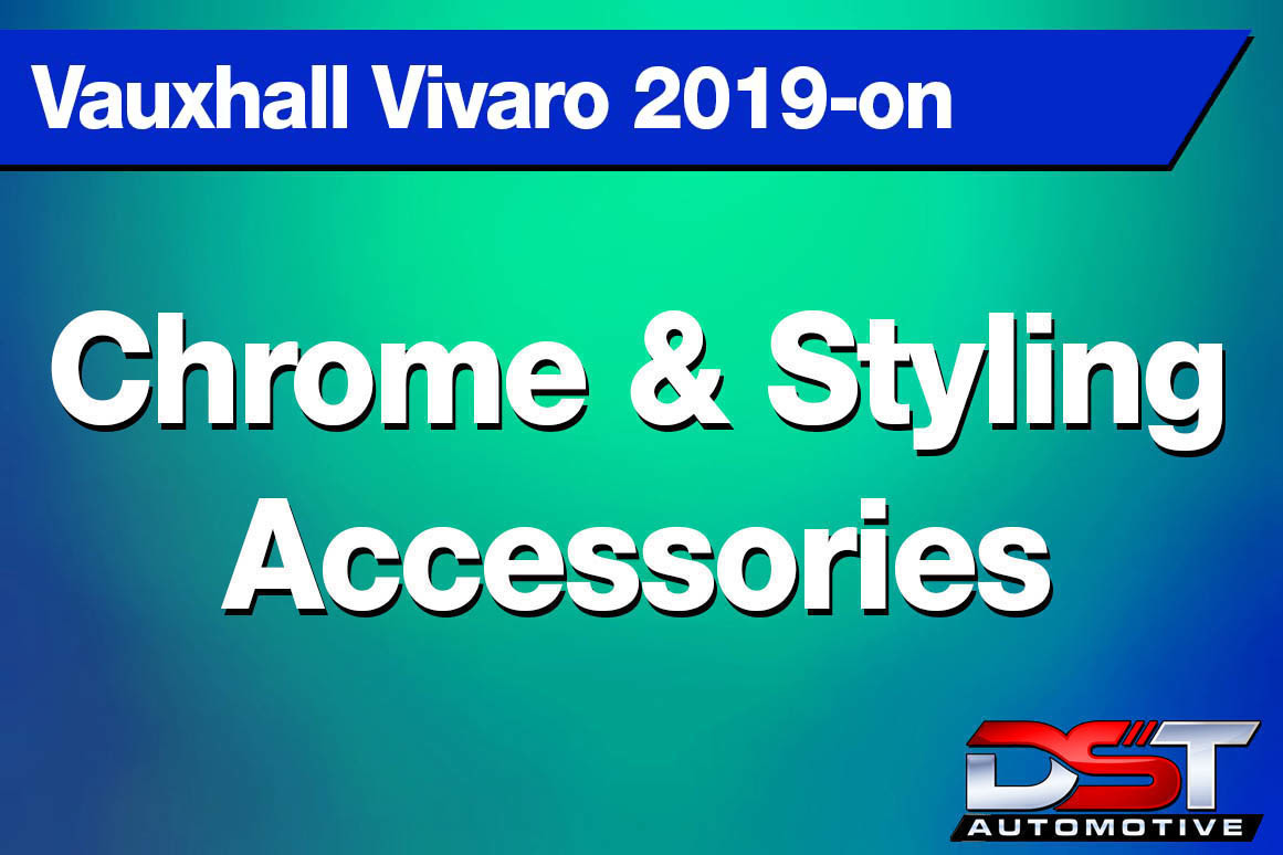Vauxhall Vivaro Chrome and Styling Accessories height=