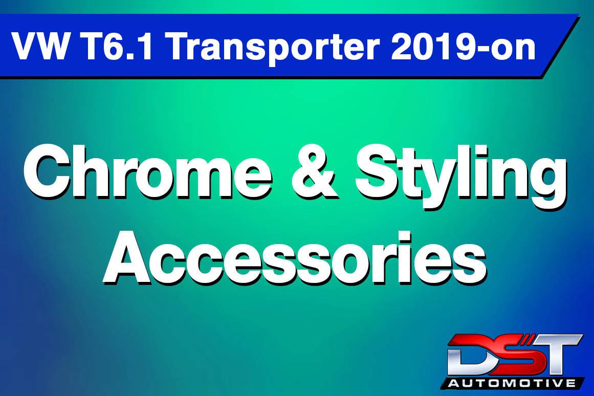 VW T6.1 Transporter Chrome Styling height=
