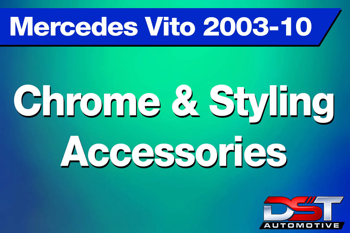 CHROME AND STYLING ACCESSOIRES height=
