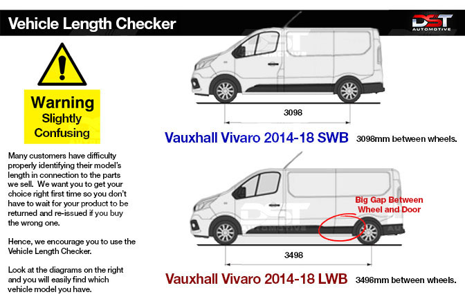 Check the length of you Vehicle Model with our Length Checker