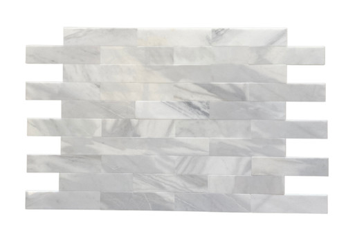 MAR863 3x12 Ice Onyx Polished Marble