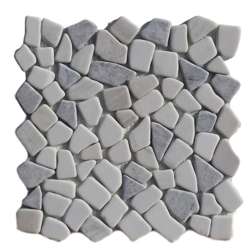 PEB152 Cloud Mix Large Pebble Natural