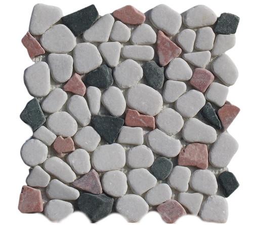 PEB160 Tabouli Mix Large Pebble Natural