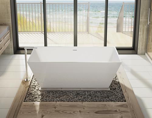 Aria CALANDO Grande Freestanding Bathtub