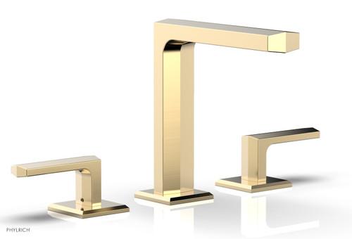 "DIAMA Widespread Faucet - Lever Handles 6-3/4"" Height 184-02"