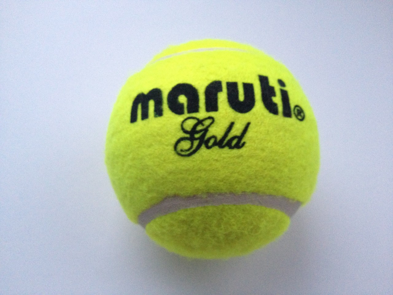 Hrs Gold Maruthi Tennis Ball Yellow