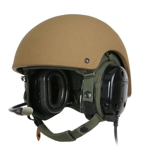 Gentex Combat Vehicle Crewman (CVC) Helmet System featuring Bose