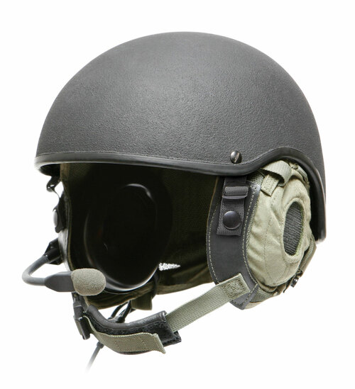 Gentex Tactical Communications Helmet (TCH) System