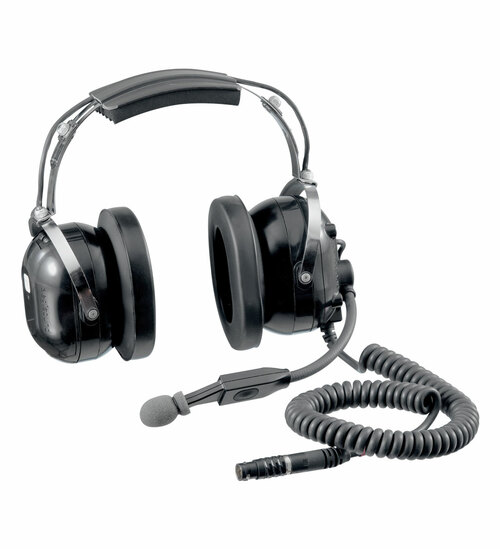 Gentex Argonaut® Double Hearing Protector and Communications (DHPC) Headset