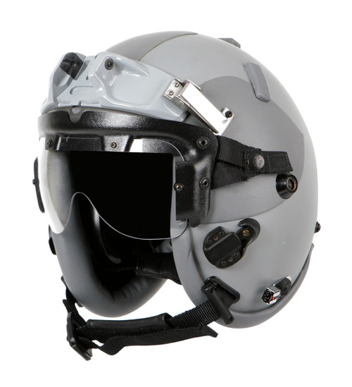 Gentex HGU-55/IG Fixed Wing Helmet System featuring Ejection-Safe NVG Mount