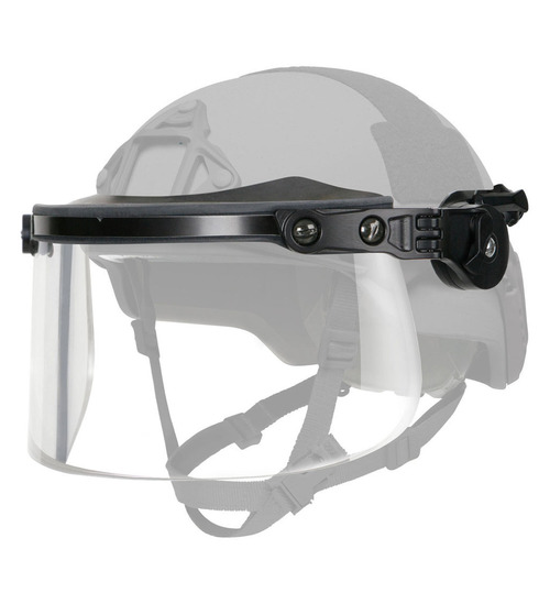 Ops-Core Multi-Hit Handgun Face Shield