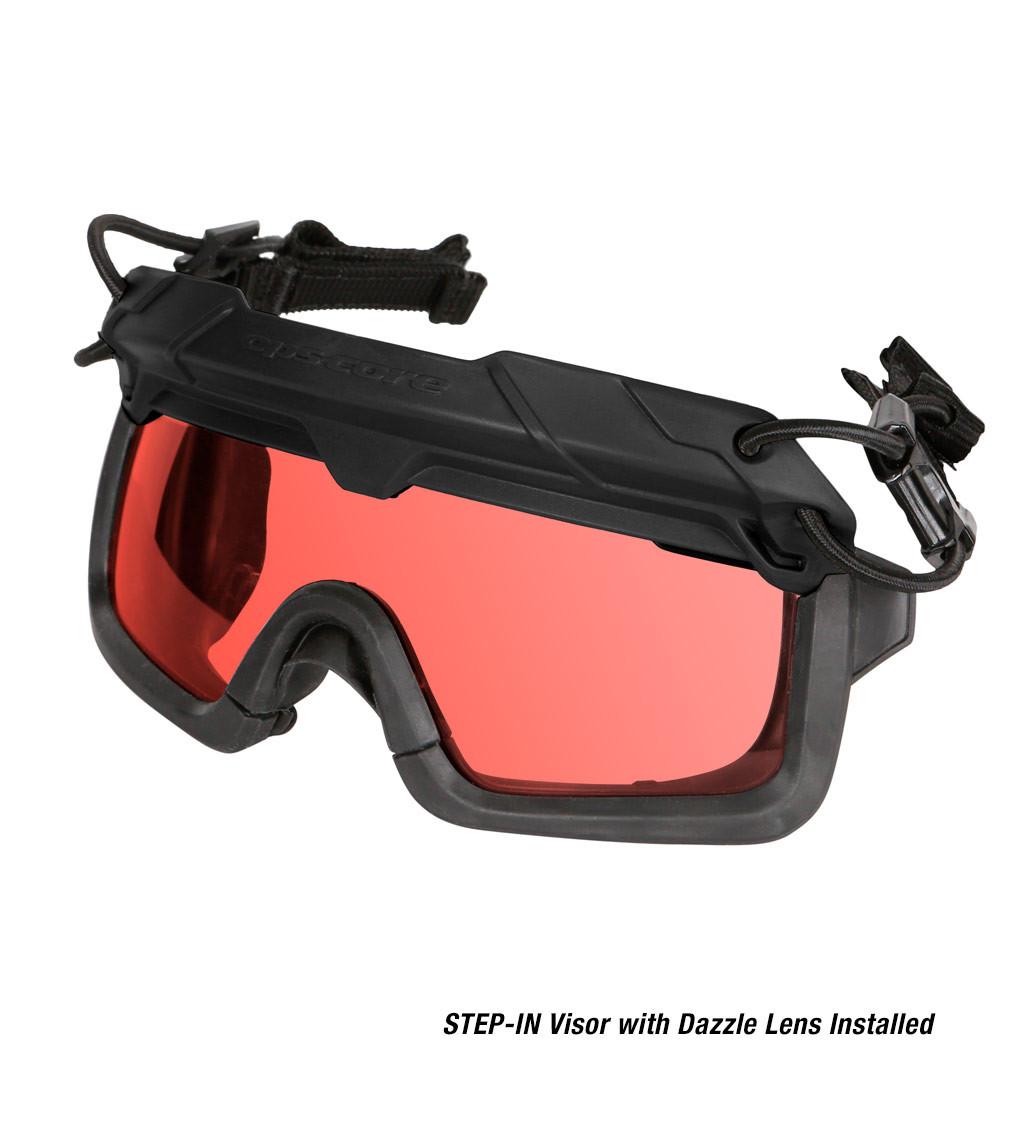 Ops-Core Step-In Visor Dazzle Lenses