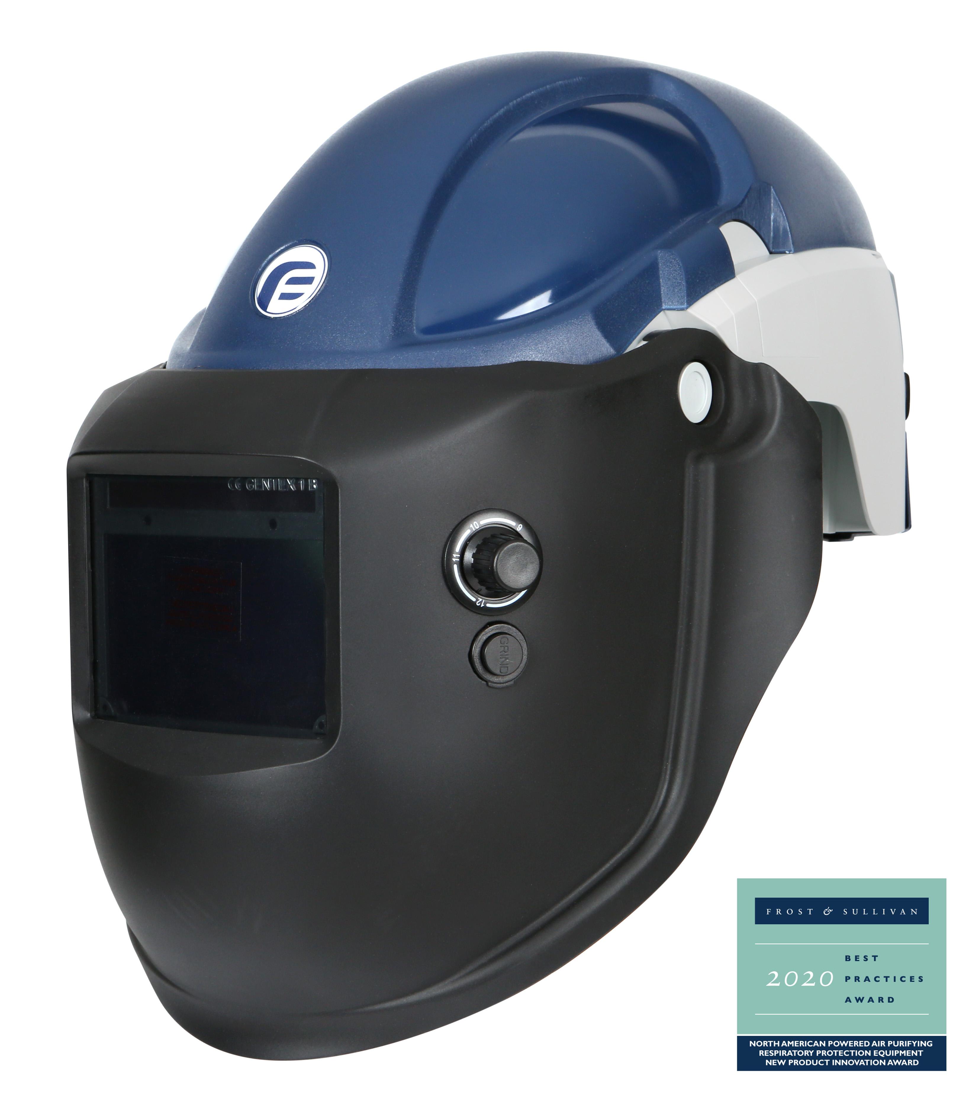 PureFlo 3000 for Welding - Hard Hat