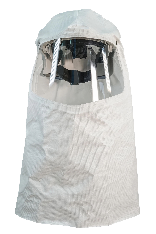 PureFlo 3000 Powered Air Purifying Respirator (PAPR) - Disposable Hood