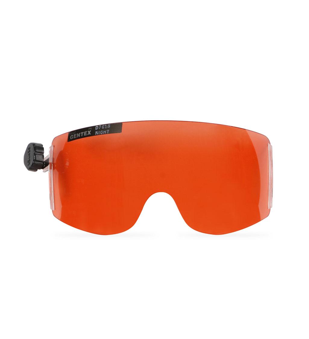 Gentex Dazzle Laser Defense Visor