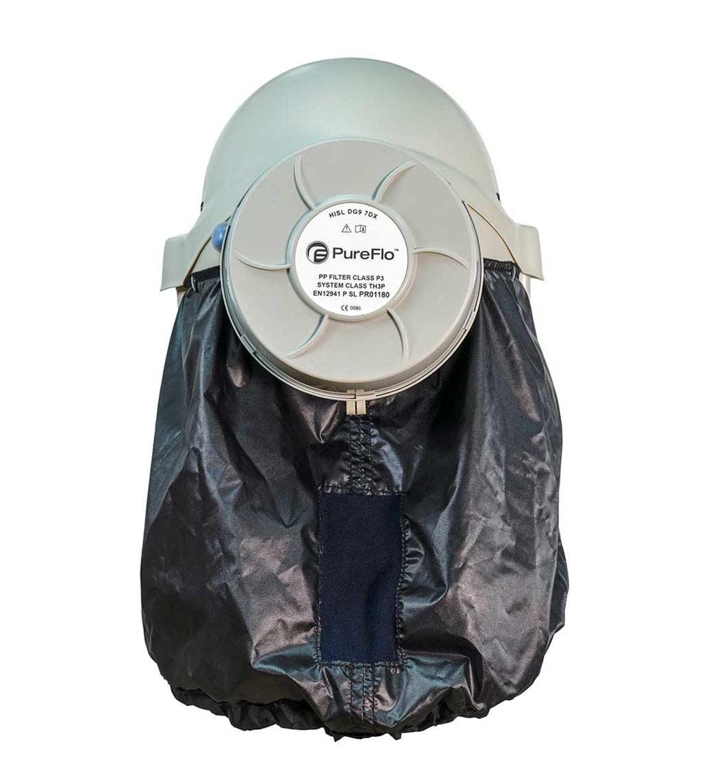 PureFlo ESM+ PF23 Intrinsically Safe PAPR (EN)