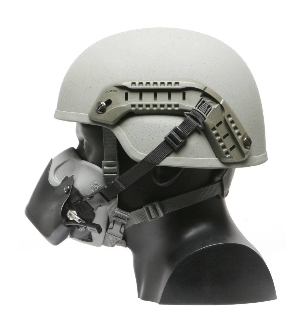 OPS-Core O2 Mask Single-Strap Kit - FAST, Sentry & ACH