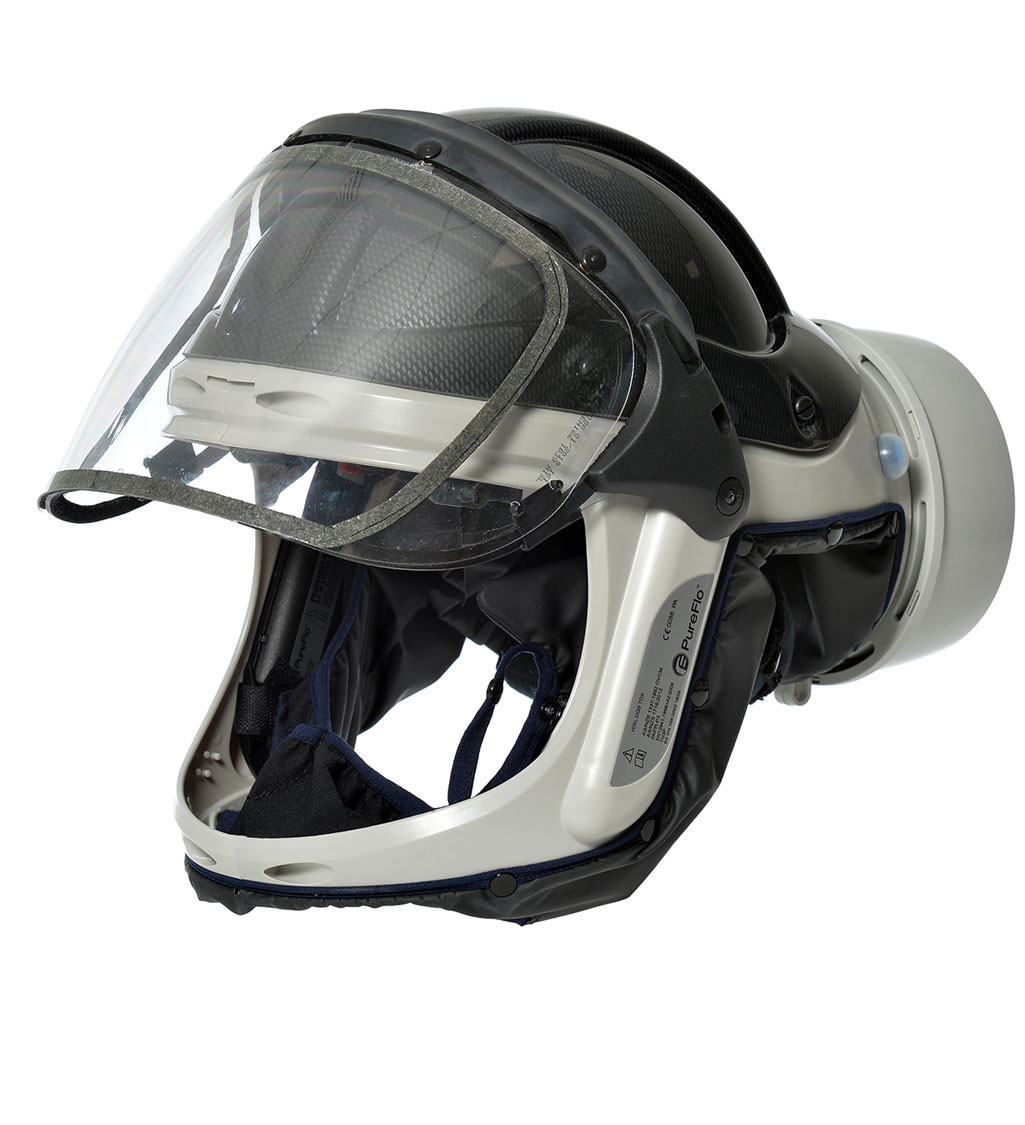 PureFlo ESM+ PF33 Intrinsically Safe Powered Air Purifying Respirator