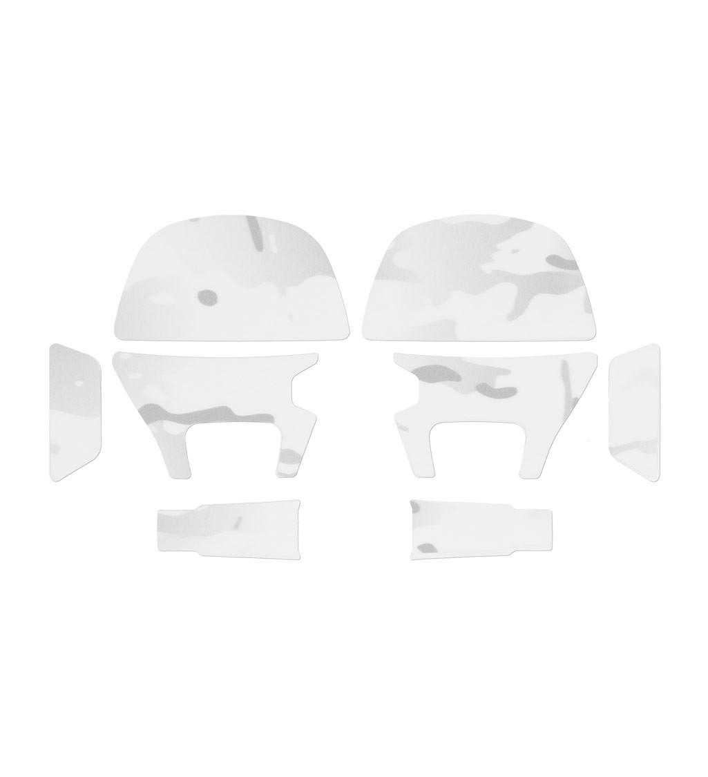 Ops-Core AMP Camo Skin Set