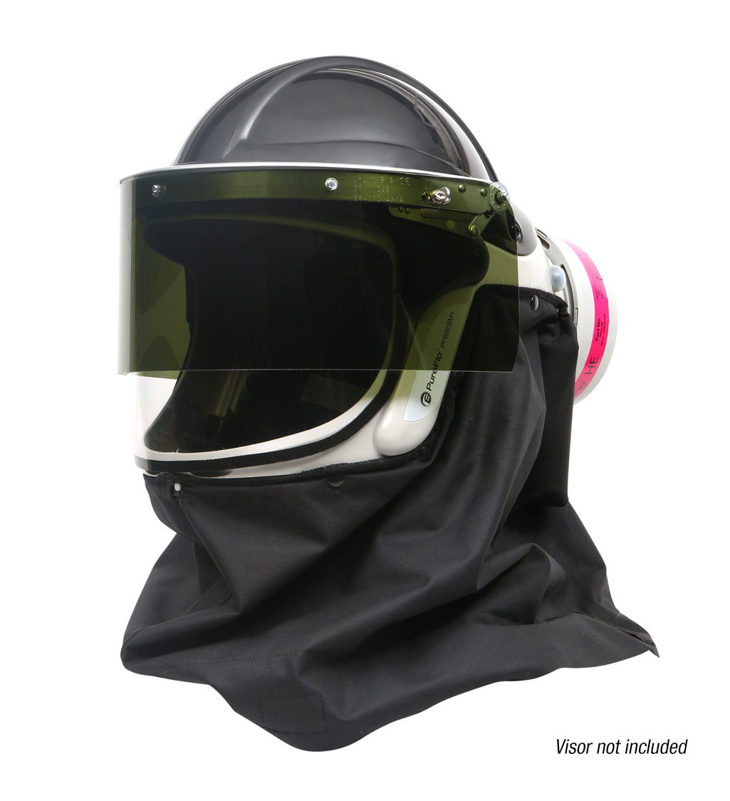 PureFlo Secondary Visor Attachment Bar