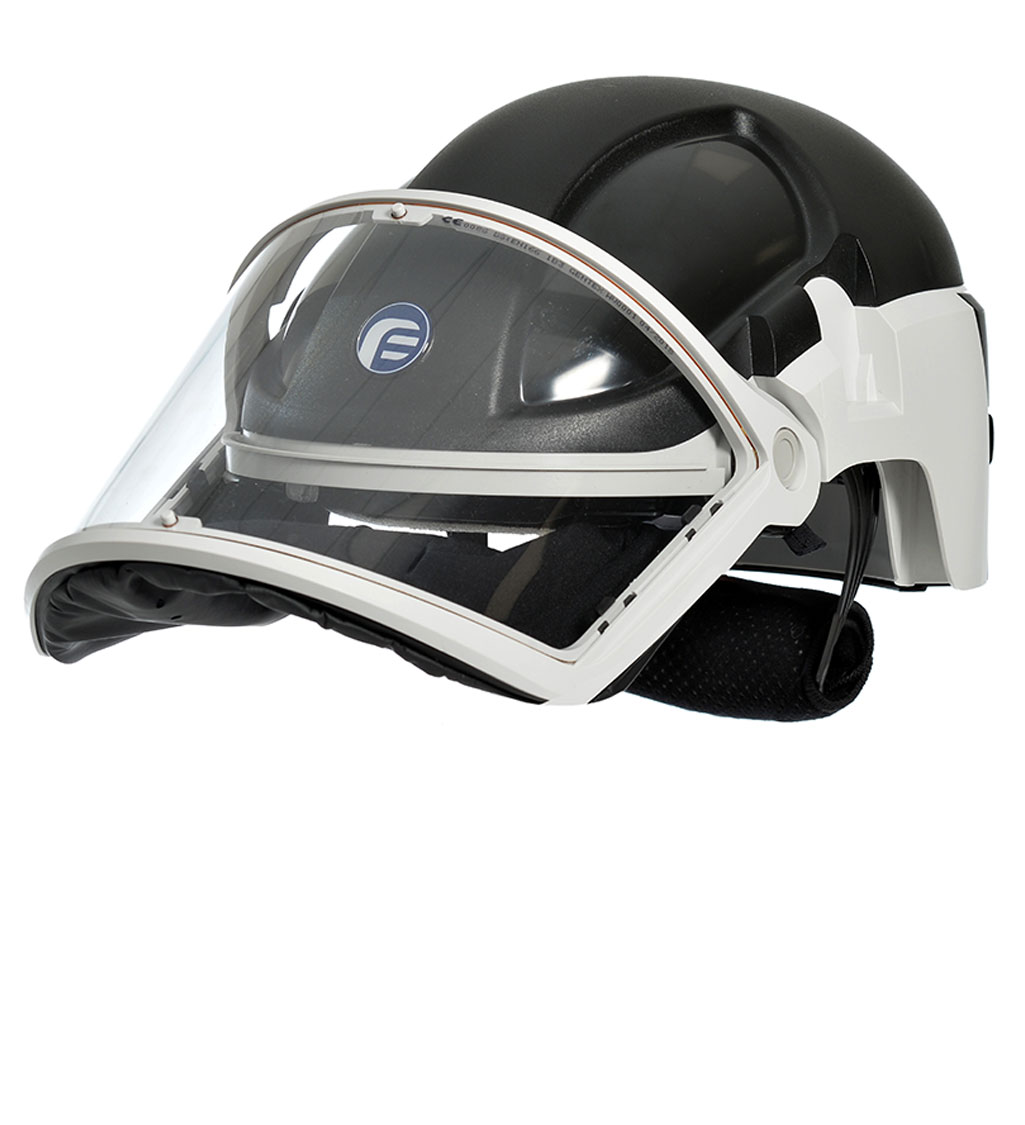 PureFlo 3000 Powered Air Purifying Respirator (PAPR) - Hard Hat