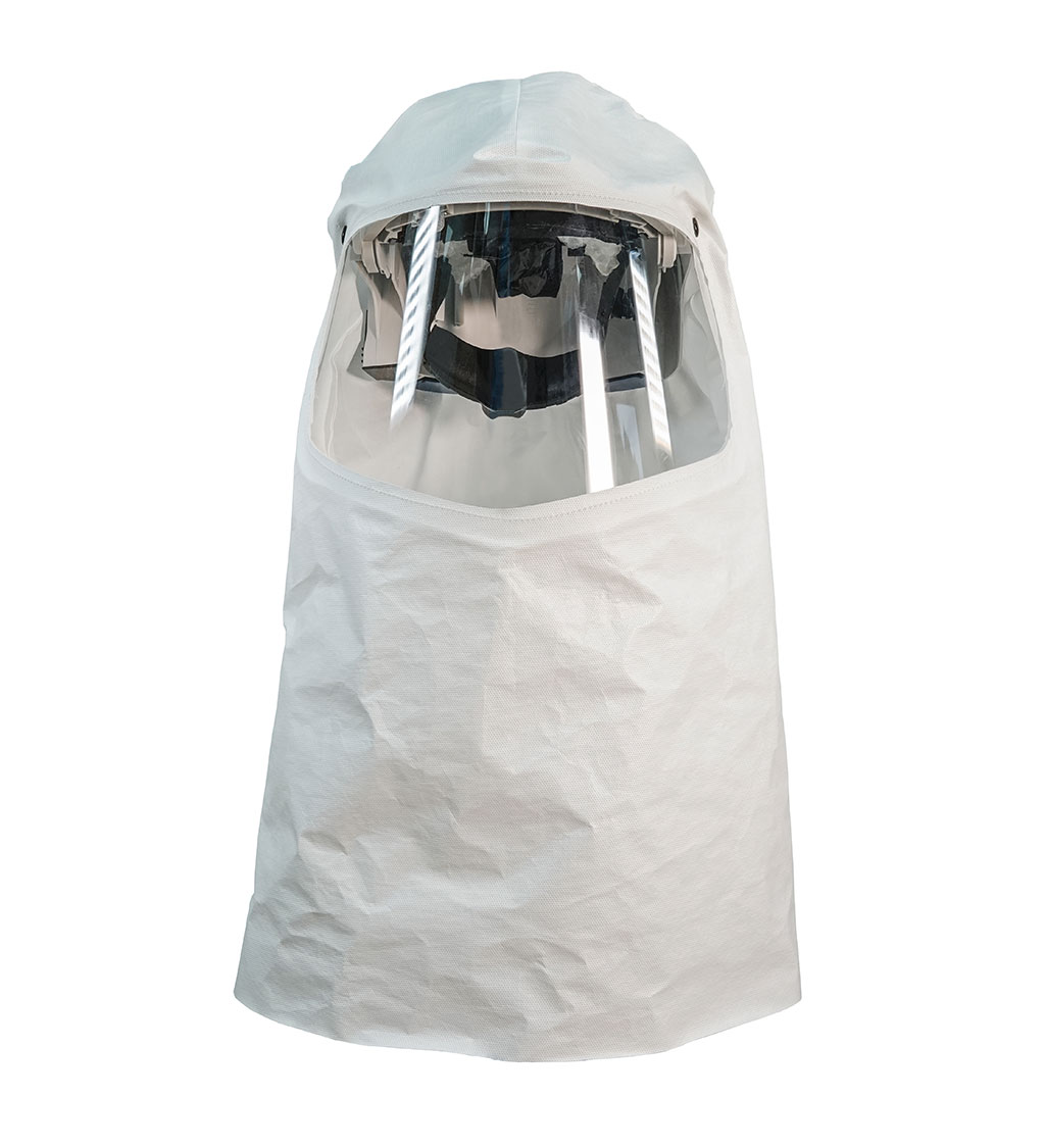 PureFlo 3000 Powered Air Purifying Respirator (PAPR) - Disposable Hood