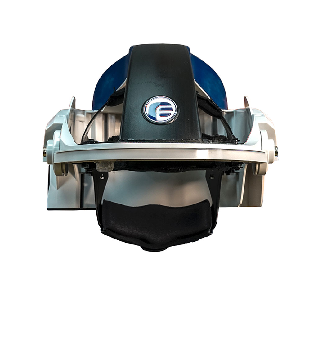 PureFlo 3000 Powered Air Purifying Respirator (PAPR) Skeletal Frame