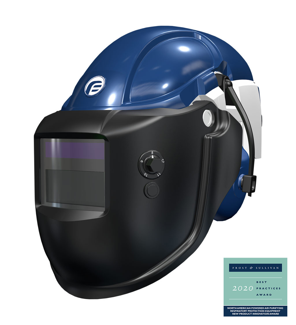 PureFlo 3000 PAPR - Nuclear (NIOSH APPROVED)