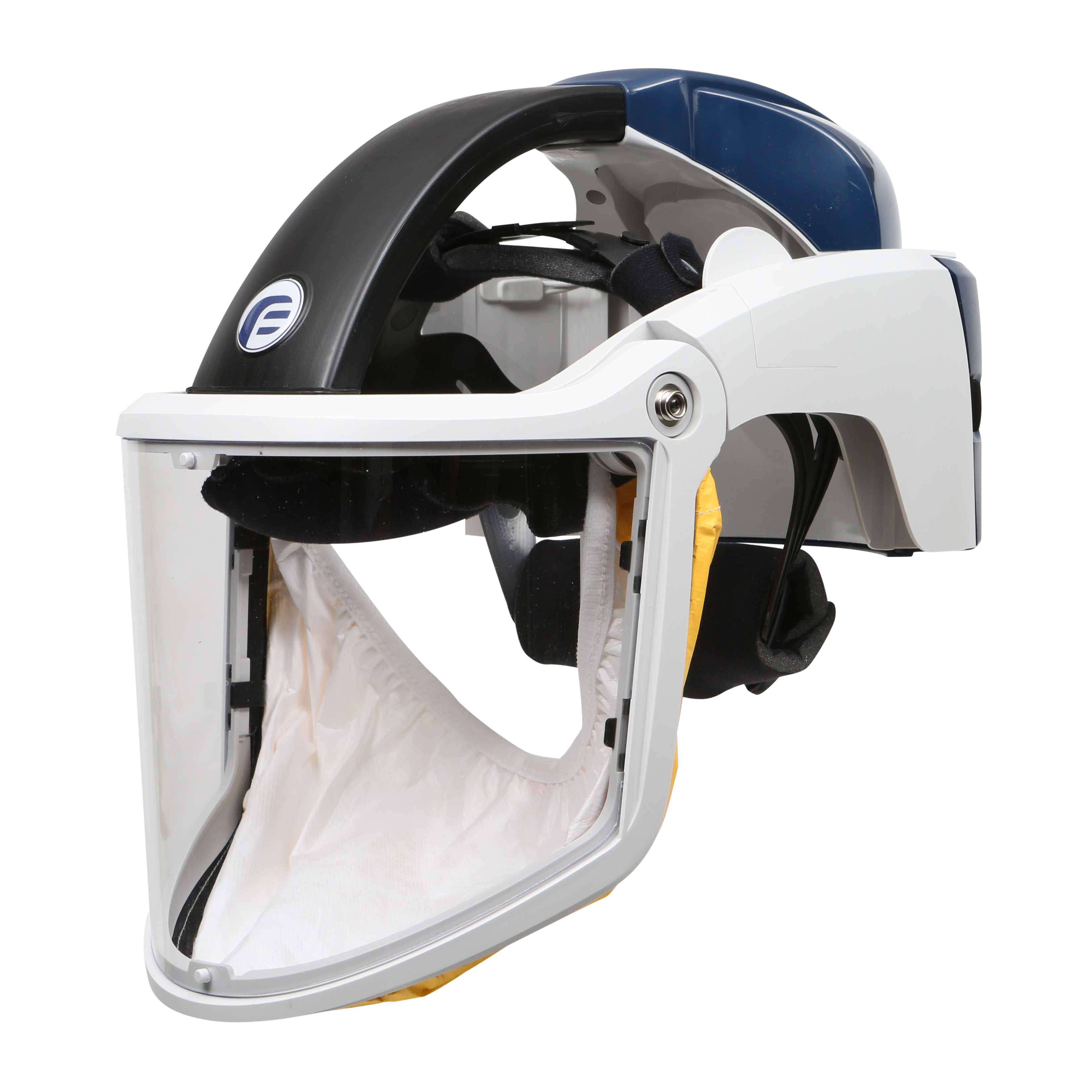 PureFlo 3000 Powered Air Purifying Respirator (PAPR) Skeletal Frame with Clear Visor