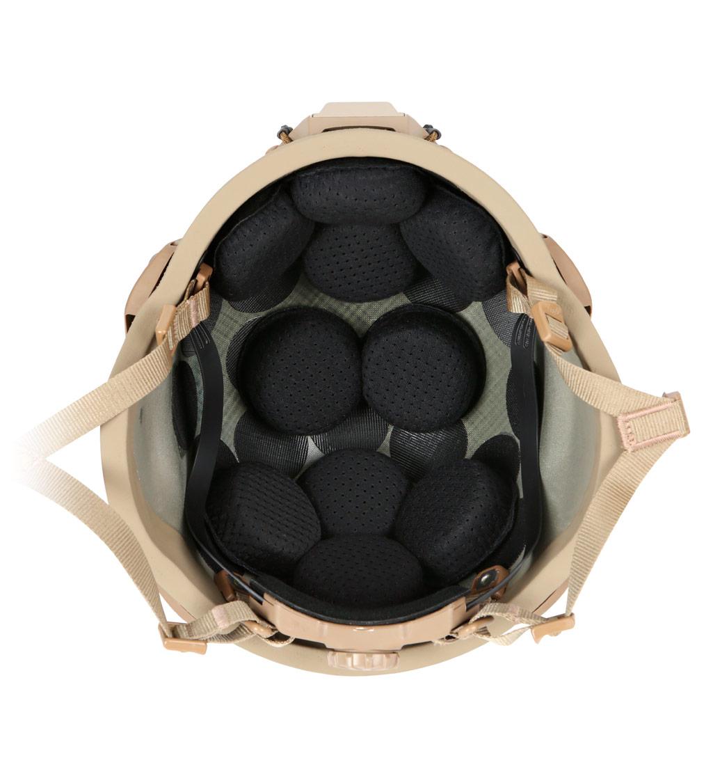 Gentex TBH-R1 Tactical Ballistic Helmet