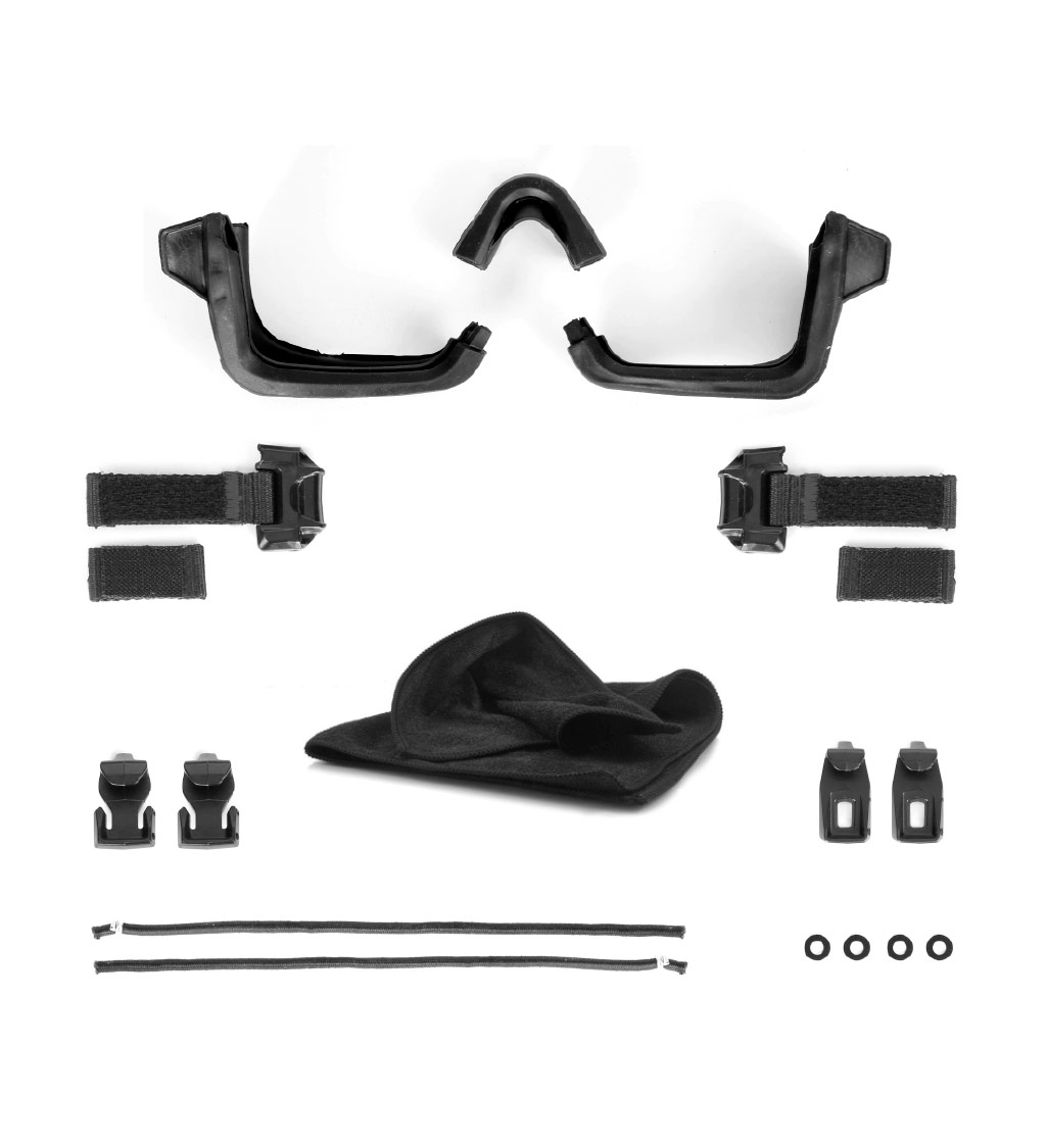 Ops-Core Complete STEP-IN® Visor Accessory Kit