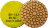 501888 #8 Polishing Pad