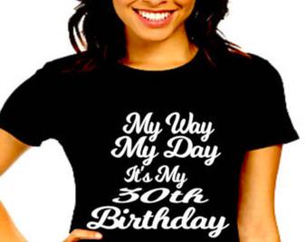 My Way My Day 30th Birthday