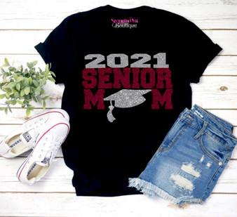 Senior 2021 Mom Maroon