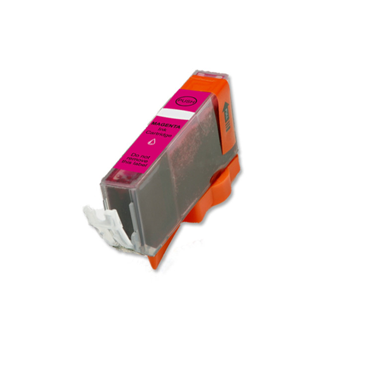 1-Pack MAGENTA Compatible Ink w/ Chip for Canon CLI-221