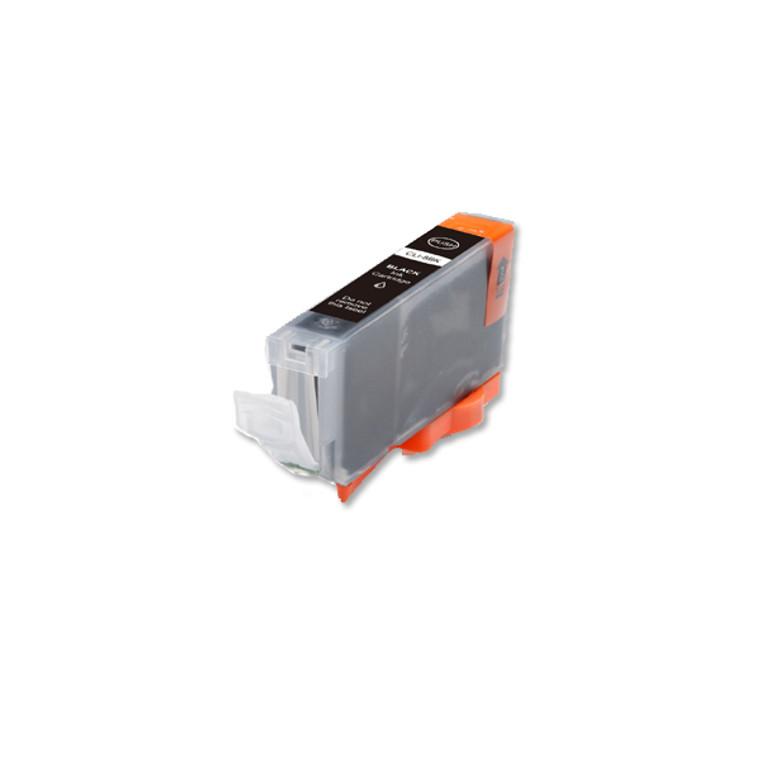 Canon CLI-8BK Compatible Black Ink w/ chip