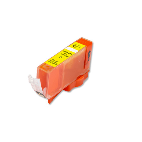 CNY Toner 5 Packs Compatible Canon PGI-72Y Compatible Yellow Ink