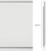 Megatimber Buy Timber Online  Weathertex Selflok Ecogroove 300mm Smooth 300 x 9.5 x 3660mm 231383