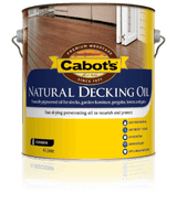 Megatimber Buy Timber Online  Cabot's Natural Decking Oil