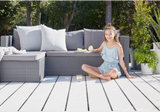HardieDeck Decking Boards 3000 x 196 x 19mm 404780 Shop here for HardieDeck Decking Boards. An exceptionally durable cement-based decking that's resistant to damage from moisture and is also Bush Fire Resistant.