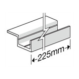 Megatimber Buy Timber Online  HardieDeck Single Winged Base Jointer & Screw - 35 Pack 306011
