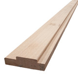 Megatimber Buy Timber Online  Maple Meranti Solid Door Jamb Set Double Rebate 138 x 42 MJS15050