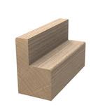 Megatimber Buy Timber Online  TAS OAK PICTURE FRAME 2.4m