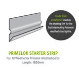 Buy Weathertex Primelok Starter Strip Online at Megatimber