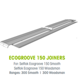 Buy Weathertex Ecogroove Smooth Joiner 150mm - Pack of 25 Online at Megatimber