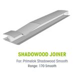 Buy Weathertex Primelok Shadowood Smooth 170mm Joiner Pack Of 25 at Megatimber