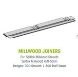 Buy Weathertex Selflok Millwood 300mm Joiner - Pack Of 25 Online at Megatimber