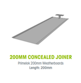 Buy Weathertex 200mm Concealed Joiners  - Pack of 25 Online at Megatimber